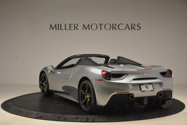 Used 2018 Ferrari 488 Spider for sale $269,900 at Pagani of Greenwich in Greenwich CT 06830 5