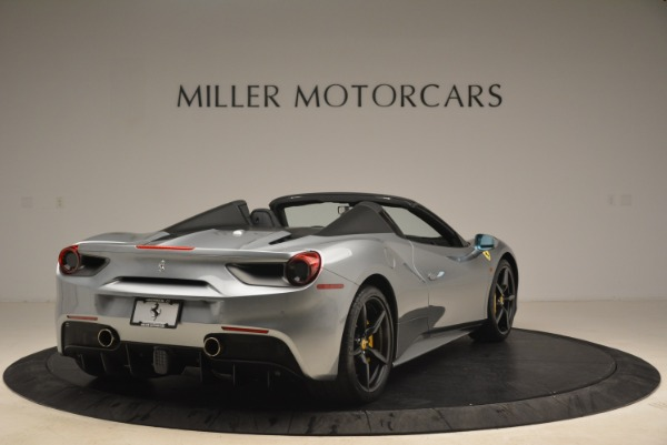 Used 2018 Ferrari 488 Spider for sale $269,900 at Pagani of Greenwich in Greenwich CT 06830 7