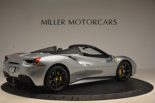 Used 2018 Ferrari 488 Spider for sale $269,900 at Pagani of Greenwich in Greenwich CT 06830 8