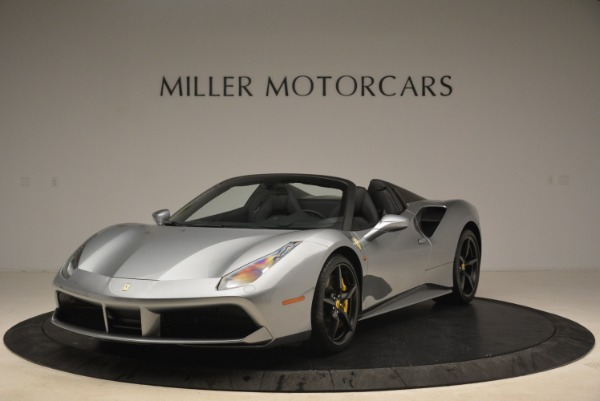 Used 2018 Ferrari 488 Spider for sale $269,900 at Pagani of Greenwich in Greenwich CT 06830 1