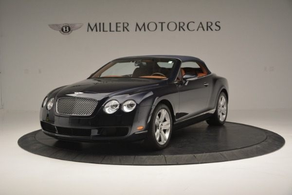 Used 2008 Bentley Continental GTC GT for sale Sold at Pagani of Greenwich in Greenwich CT 06830 11