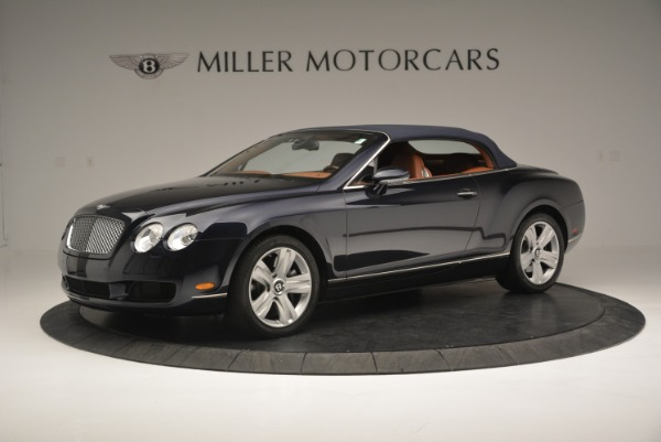 Used 2008 Bentley Continental GTC GT for sale Sold at Pagani of Greenwich in Greenwich CT 06830 12