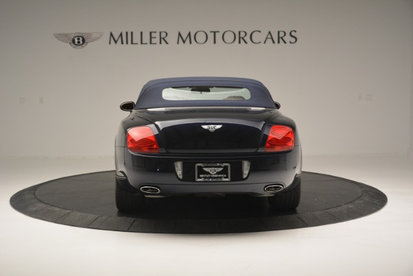 Used 2008 Bentley Continental GTC GT for sale Sold at Pagani of Greenwich in Greenwich CT 06830 16
