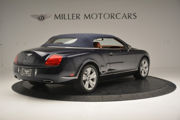 Used 2008 Bentley Continental GTC GT for sale Sold at Pagani of Greenwich in Greenwich CT 06830 18