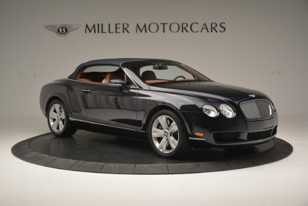 Used 2008 Bentley Continental GTC GT for sale Sold at Pagani of Greenwich in Greenwich CT 06830 20