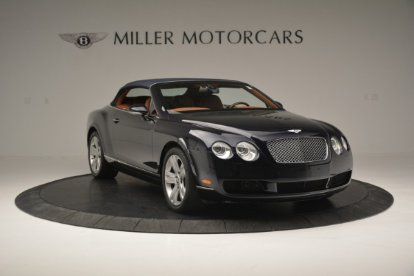 Used 2008 Bentley Continental GTC GT for sale Sold at Pagani of Greenwich in Greenwich CT 06830 21
