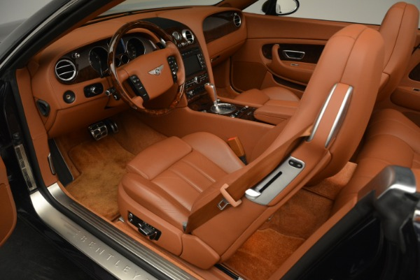 Used 2008 Bentley Continental GTC GT for sale Sold at Pagani of Greenwich in Greenwich CT 06830 25