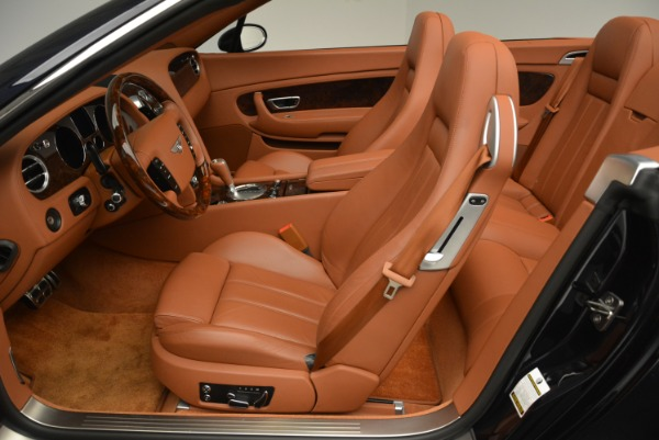Used 2008 Bentley Continental GTC GT for sale Sold at Pagani of Greenwich in Greenwich CT 06830 26