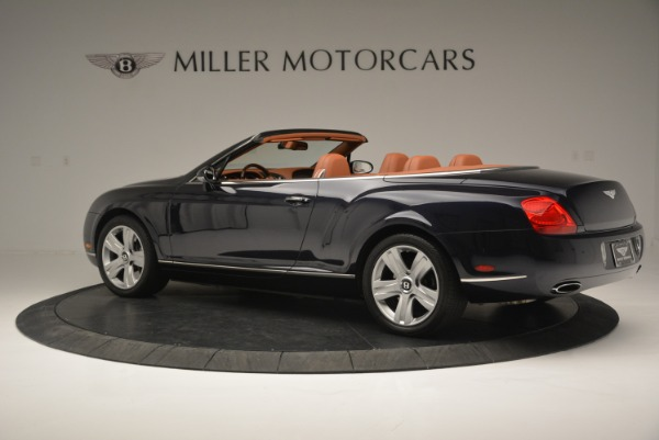 Used 2008 Bentley Continental GTC GT for sale Sold at Pagani of Greenwich in Greenwich CT 06830 3
