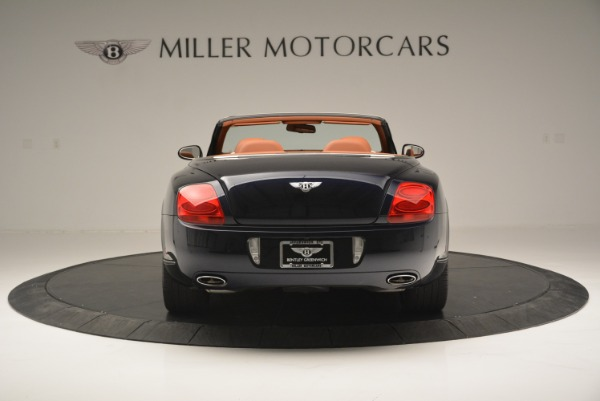 Used 2008 Bentley Continental GTC GT for sale Sold at Pagani of Greenwich in Greenwich CT 06830 4