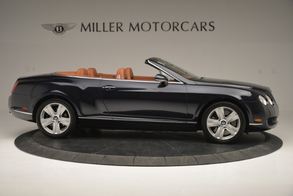 Used 2008 Bentley Continental GTC GT for sale Sold at Pagani of Greenwich in Greenwich CT 06830 6