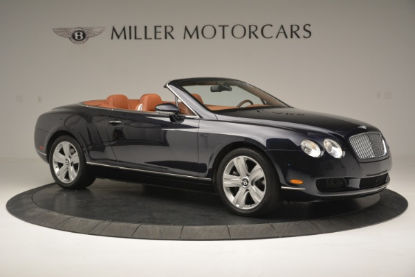 Used 2008 Bentley Continental GTC GT for sale Sold at Pagani of Greenwich in Greenwich CT 06830 7