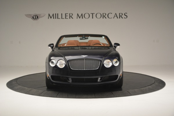 Used 2008 Bentley Continental GTC GT for sale Sold at Pagani of Greenwich in Greenwich CT 06830 8