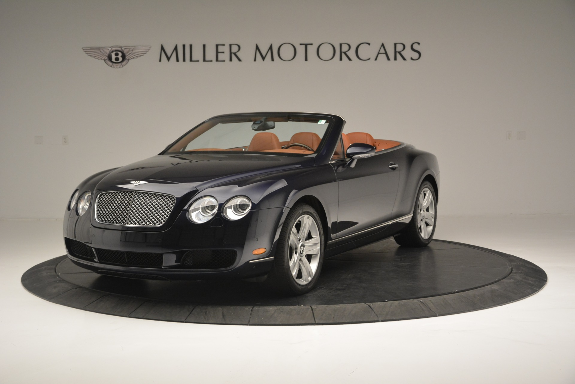 Used 2008 Bentley Continental GTC GT for sale Sold at Pagani of Greenwich in Greenwich CT 06830 1