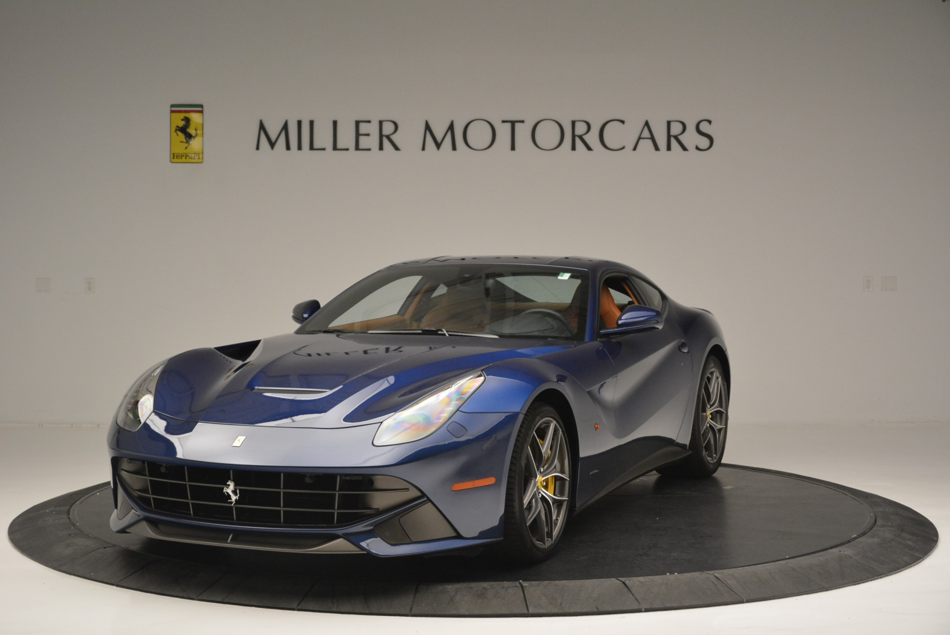 Used 2014 Ferrari F12 Berlinetta for sale Sold at Pagani of Greenwich in Greenwich CT 06830 1