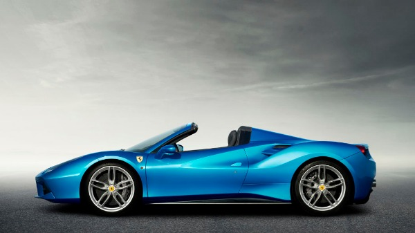 New 2019 Ferrari 488 Spider for sale Sold at Pagani of Greenwich in Greenwich CT 06830 2