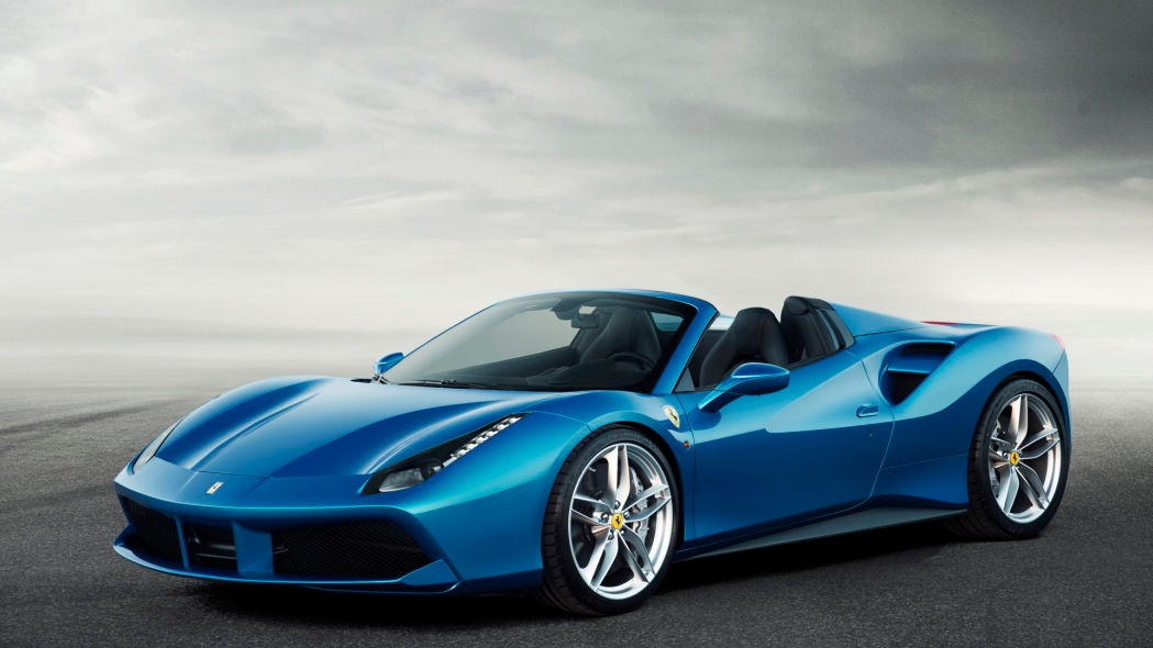New 2019 Ferrari 488 Spider for sale Sold at Pagani of Greenwich in Greenwich CT 06830 1