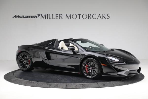 Used 2018 McLaren 570S Spider for sale Sold at Pagani of Greenwich in Greenwich CT 06830 10