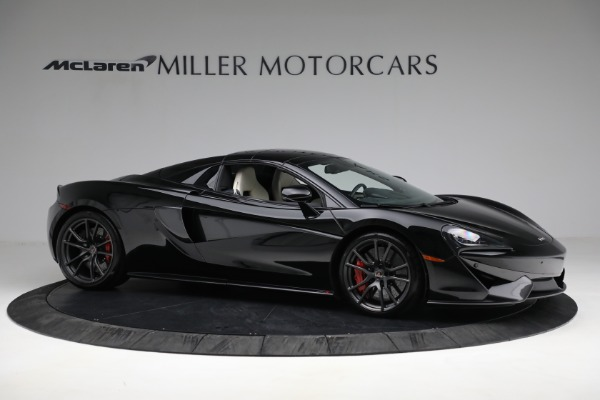 New 2018 McLaren 570S Spider for sale Sold at Pagani of Greenwich in Greenwich CT 06830 18