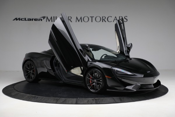Used 2018 McLaren 570S Spider for sale Sold at Pagani of Greenwich in Greenwich CT 06830 28
