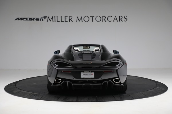 Used 2018 McLaren 570S Spider for sale Sold at Pagani of Greenwich in Greenwich CT 06830 6