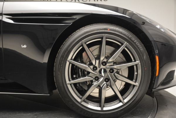 Used 2017 Aston Martin DB11 V12 for sale $149,900 at Pagani of Greenwich in Greenwich CT 06830 16