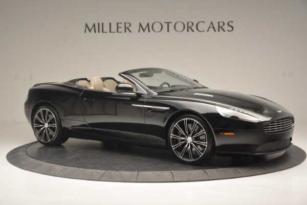 Used 2015 Aston Martin DB9 Volante for sale Sold at Pagani of Greenwich in Greenwich CT 06830 10