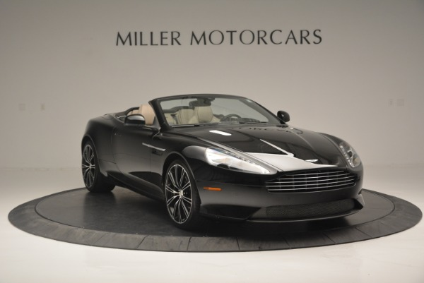 Used 2015 Aston Martin DB9 Volante for sale Sold at Pagani of Greenwich in Greenwich CT 06830 11