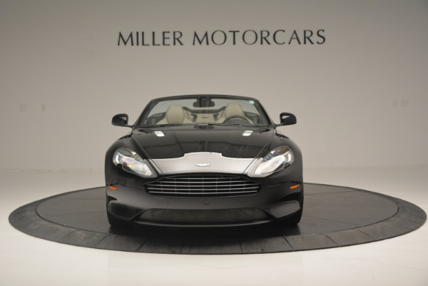 Used 2015 Aston Martin DB9 Volante for sale Sold at Pagani of Greenwich in Greenwich CT 06830 12