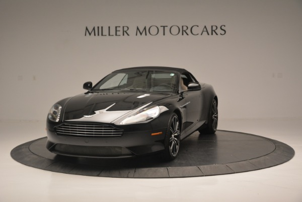 Used 2015 Aston Martin DB9 Volante for sale Sold at Pagani of Greenwich in Greenwich CT 06830 13