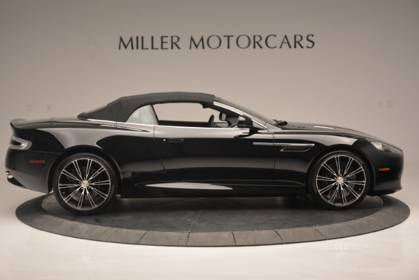 Used 2015 Aston Martin DB9 Volante for sale Sold at Pagani of Greenwich in Greenwich CT 06830 16
