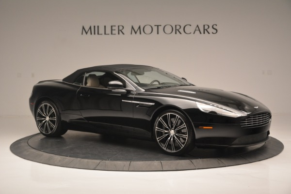 Used 2015 Aston Martin DB9 Volante for sale Sold at Pagani of Greenwich in Greenwich CT 06830 17