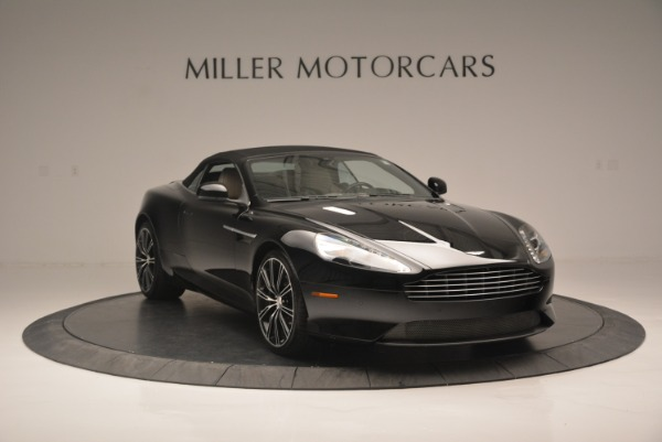 Used 2015 Aston Martin DB9 Volante for sale Sold at Pagani of Greenwich in Greenwich CT 06830 18