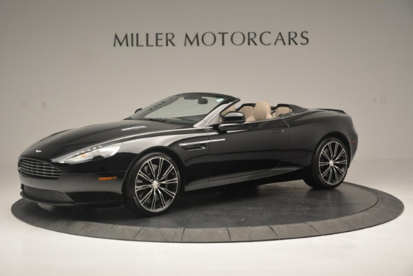 Used 2015 Aston Martin DB9 Volante for sale Sold at Pagani of Greenwich in Greenwich CT 06830 2