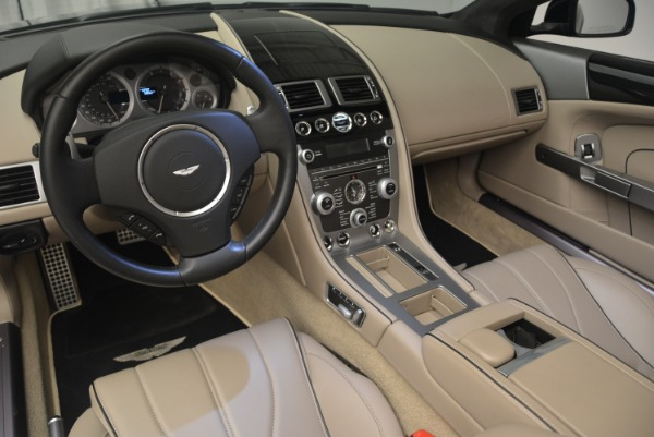 Used 2015 Aston Martin DB9 Volante for sale Sold at Pagani of Greenwich in Greenwich CT 06830 20