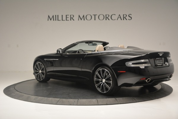 Used 2015 Aston Martin DB9 Volante for sale Sold at Pagani of Greenwich in Greenwich CT 06830 4