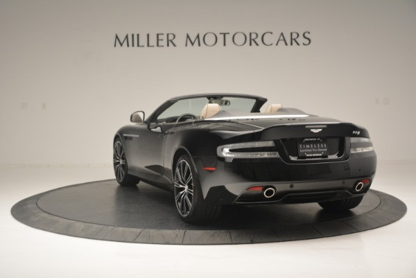 Used 2015 Aston Martin DB9 Volante for sale Sold at Pagani of Greenwich in Greenwich CT 06830 5