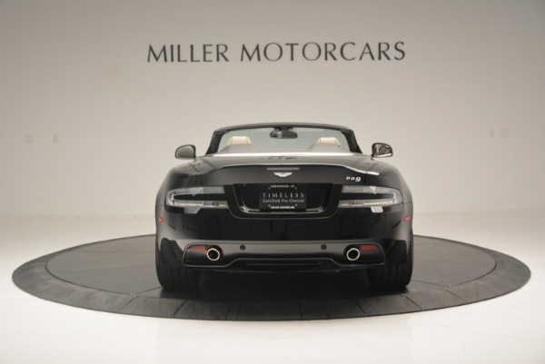 Used 2015 Aston Martin DB9 Volante for sale Sold at Pagani of Greenwich in Greenwich CT 06830 6