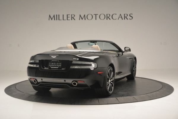 Used 2015 Aston Martin DB9 Volante for sale Sold at Pagani of Greenwich in Greenwich CT 06830 7