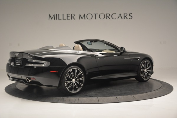Used 2015 Aston Martin DB9 Volante for sale Sold at Pagani of Greenwich in Greenwich CT 06830 8