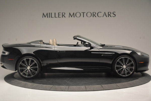 Used 2015 Aston Martin DB9 Volante for sale Sold at Pagani of Greenwich in Greenwich CT 06830 9