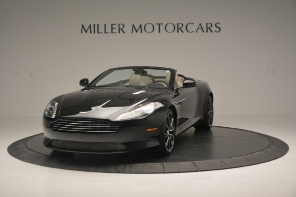 Used 2015 Aston Martin DB9 Volante for sale Sold at Pagani of Greenwich in Greenwich CT 06830 1