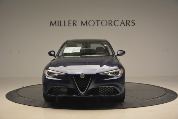 New 2018 Alfa Romeo Giulia Q4 for sale Sold at Pagani of Greenwich in Greenwich CT 06830 12