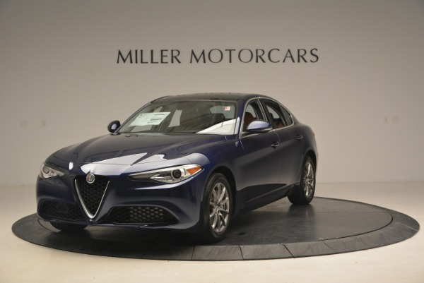 New 2018 Alfa Romeo Giulia Q4 for sale Sold at Pagani of Greenwich in Greenwich CT 06830 1