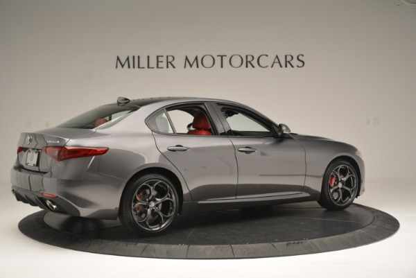 New 2018 Alfa Romeo Giulia Ti Sport Q4 for sale Sold at Pagani of Greenwich in Greenwich CT 06830 8