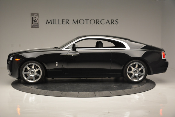Used 2015 Rolls-Royce Wraith for sale $159,900 at Pagani of Greenwich in Greenwich CT 06830 2