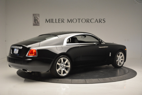 Used 2015 Rolls-Royce Wraith for sale $159,900 at Pagani of Greenwich in Greenwich CT 06830 5