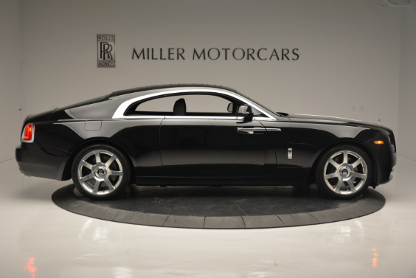 Used 2015 Rolls-Royce Wraith for sale $159,900 at Pagani of Greenwich in Greenwich CT 06830 6