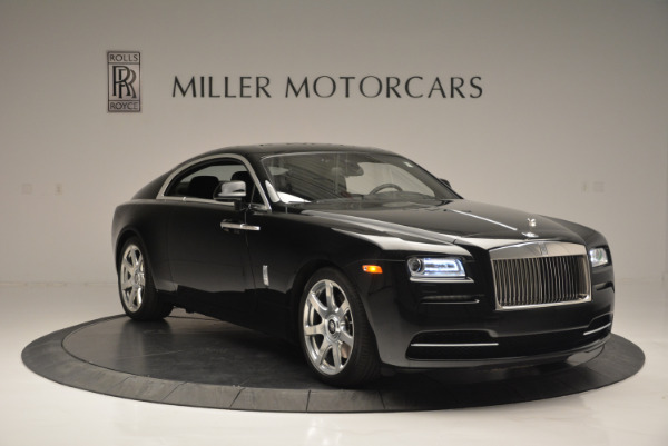Used 2015 Rolls-Royce Wraith for sale $159,900 at Pagani of Greenwich in Greenwich CT 06830 7