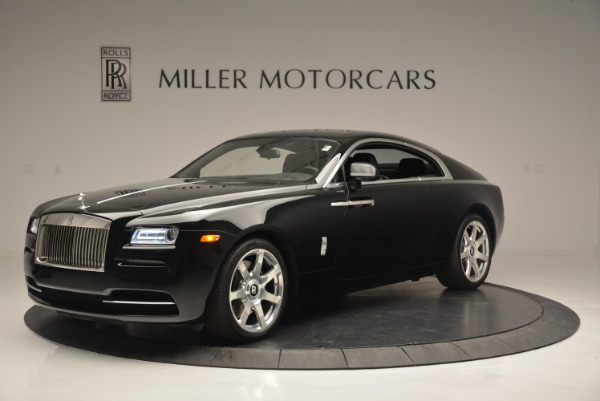 Used 2015 Rolls-Royce Wraith for sale $159,900 at Pagani of Greenwich in Greenwich CT 06830 1